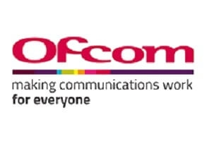 Ofcom brand logo