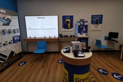 Tesco Mobile shop